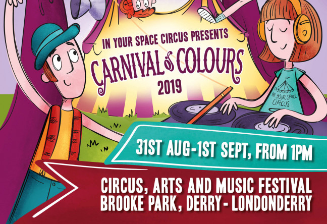 Things to do in Northern Ireland Londonderry, United Kingdom - Carnival of Colours - YourDaysOut