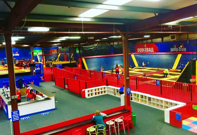 Things to do in County Dublin, Ireland - Jump Zone, Sandyford - Zones - YourDaysOut - Photo 2