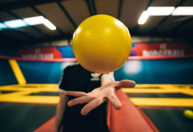 Things to do in County Dublin, Ireland - Jump Zone, Sandyford - Dodgeball - YourDaysOut - Photo 4