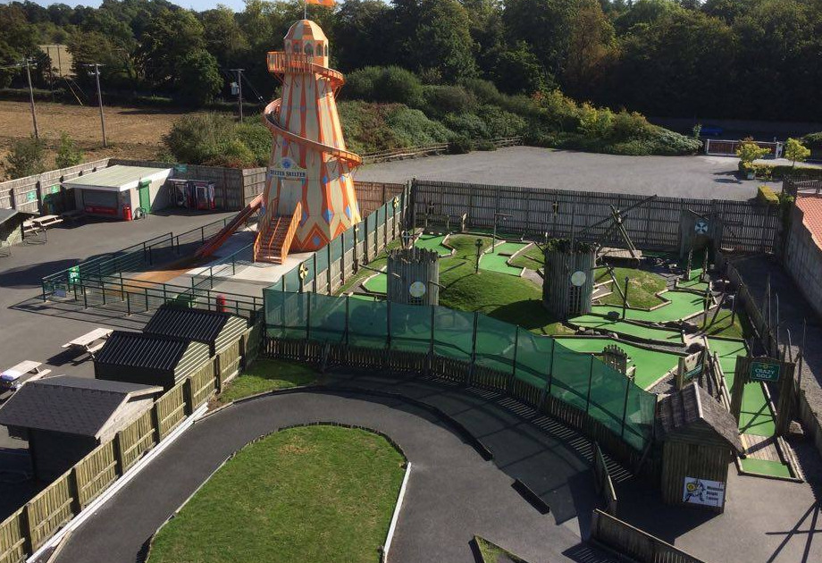 Things to do in County Dublin, Ireland - Fort Lucan Adventureland - YourDaysOut - Photo 9