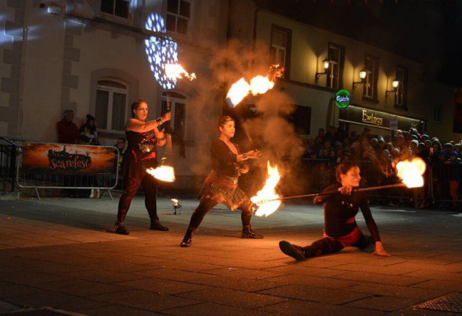 Things to do in County Carlow, Ireland - Scarefest Carlow - Halloween Parade - YourDaysOut - Photo 1