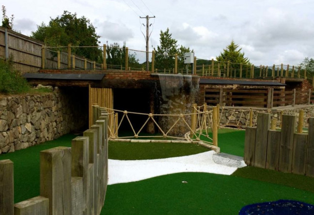 Things to do in County Wicklow, Ireland - Hidden Valley Holiday Park - Mini Golf - YourDaysOut - Photo 6