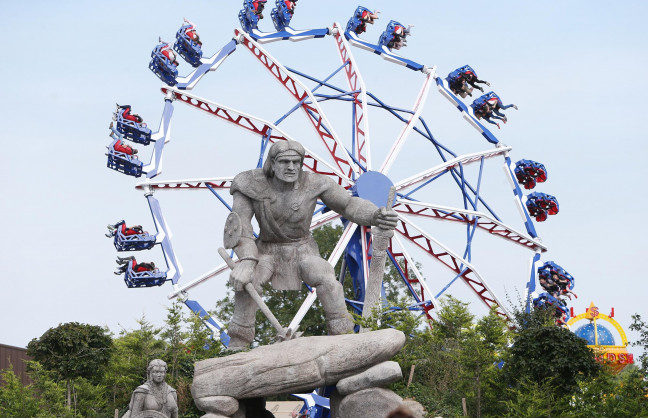 Things to do in County Meath, Ireland - Tayto Park - Endeavour - YourDaysOut - Photo 3