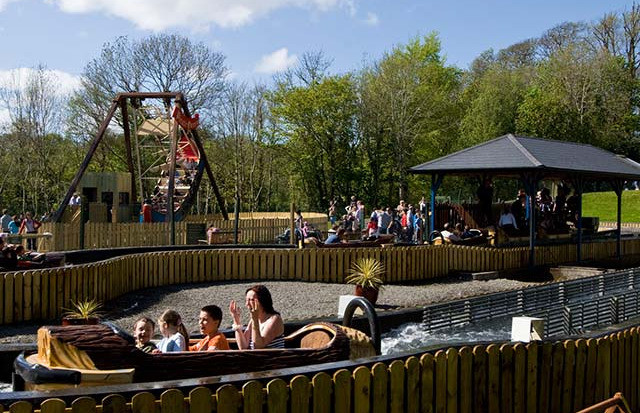 Things to do in County Mayo, Ireland - Westport House - Pirate Adventure Park - YourDaysOut - Photo 4