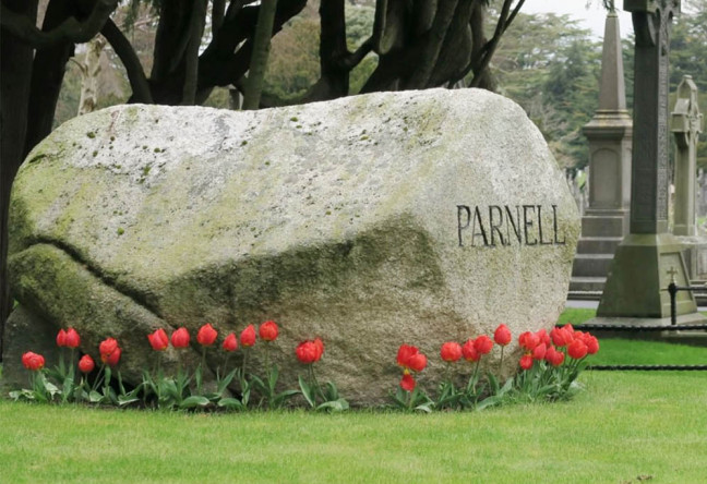 Things to do in County Dublin, Ireland - Glasnevin Cemetery Museum & Tours - The grave of Charles Stewart Parnell - YourDaysOut - Photo 5