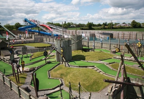 Things to do in County Dublin, Ireland - Fort Lucan Adventureland - YourDaysOut - Photo 3