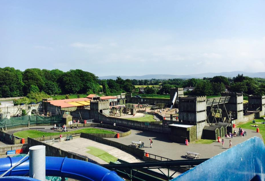 Things to do in County Dublin, Ireland - Fort Lucan Adventureland - YourDaysOut - Photo 1