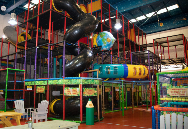 Things to do in County Dublin, Ireland - Kidspace Indoor Playcentre Rathcoole - YourDaysOut