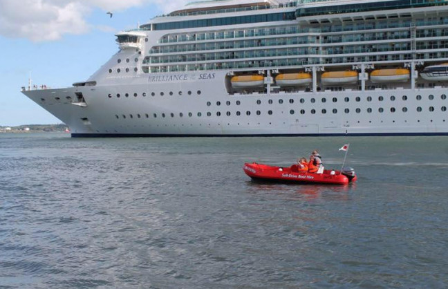 Things to do in County Cork, Ireland - Cork Harbour Boat Hire - YourDaysOut - Photo 2