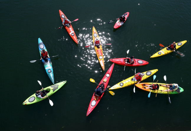 Things to do in County Cork, Ireland - SeaFest | Ireland's National Maritime Festival - Have A Go | Water Sports at SeaFest - YourDaysOut - Photo 2