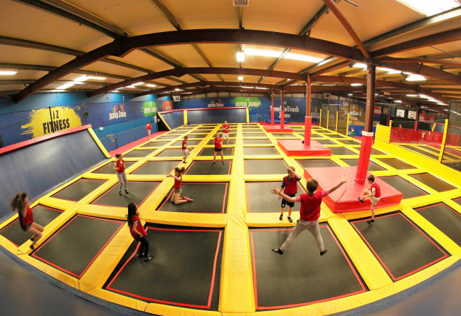 Things to do in County Dublin Dublin, Ireland - Jump Zone | Sandyford - YourDaysOut