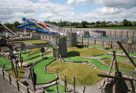 Things to do in County Dublin, Ireland - Fort Lucan Adventureland - YourDaysOut - Photo 6