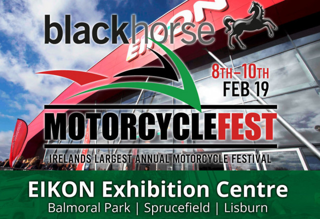 Things to do in  Lisburn, United Kingdom - NI Motorcycle Festival - YourDaysOut