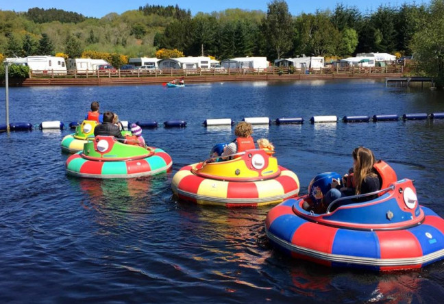 Things to do in County Wicklow, Ireland - Hidden Valley Holiday Park - Boats - YourDaysOut - Photo 2