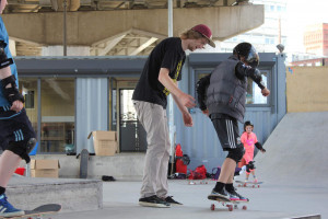 Things to do in England Manchester, United Kingdom - Projekts Indoor Skatepark - YourDaysOut