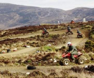 Things to do in County Donegal, Ireland - Inishowen Quad Safari - YourDaysOut