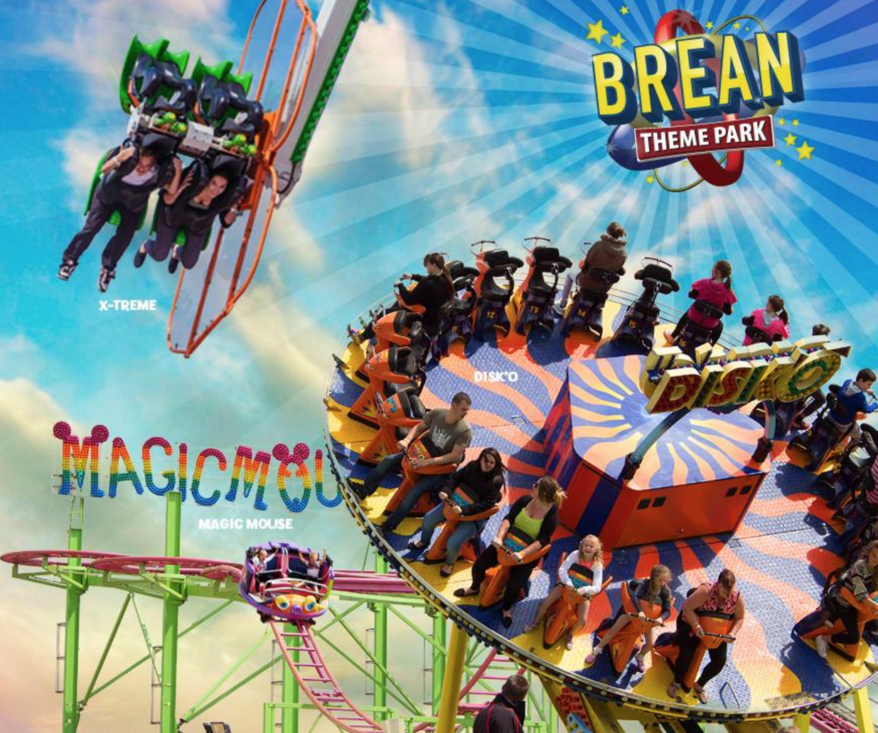 Brean Leisure Park - YourDaysOut