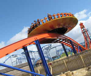 Things to do in England Romsey, United Kingdom - Paultons Family Theme Park - YourDaysOut