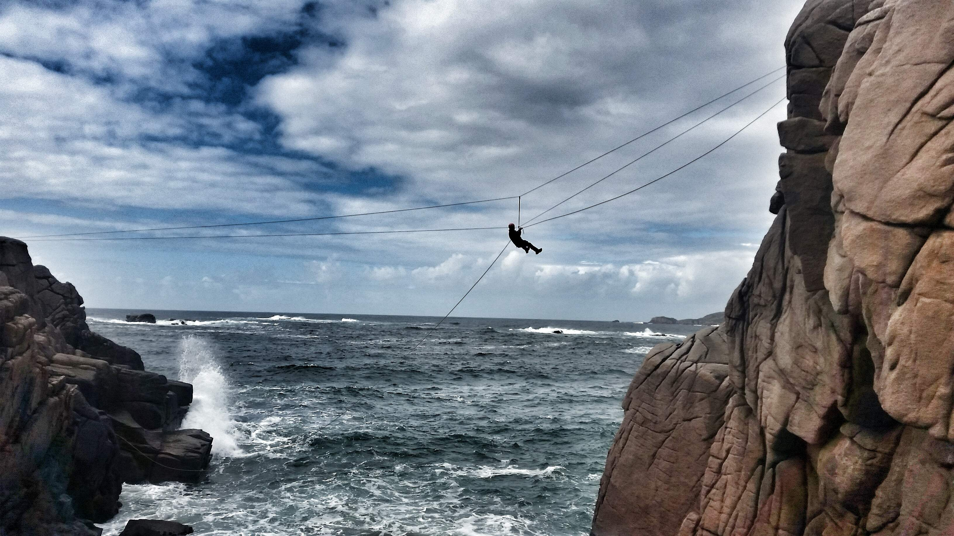 Things to do in County Donegal, Ireland - Donegal Rock Climbing - YourDaysOut