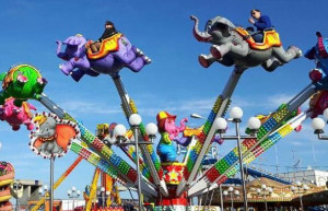 Funderland returns to Limerick along with other fun June Bank Holiday events around the country. - YourDaysOut
