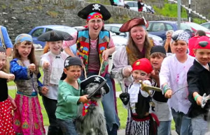 Things to do in County Cork, Ireland - Baltimore Pirate Weekend - YourDaysOut