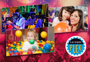 Win a fun family day out this Christmas at your favourite Leisureplex venue - YourDaysOut