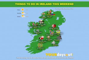 Promote you local event for free and reach thousand of people around Ireland - YourDaysOut
