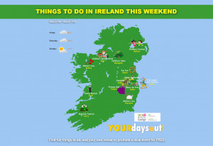 Find things to do in Ireland this weekend - YourDaysOut