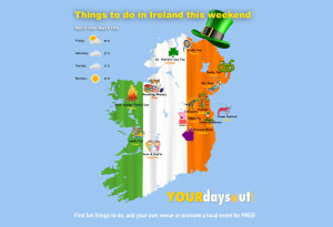 What's on in Ireland over the 2018 St. Patricks Day Weekend - YourDaysOut