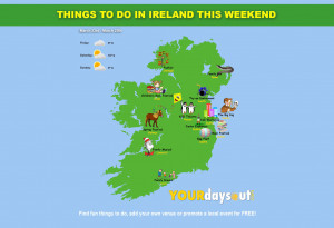 What's on in Ireland this weekend - YourDaysOut