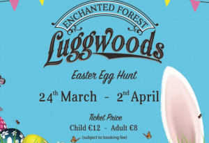 Things to do in County Dublin, Ireland - Luggwoods Easter Egg Hunt - YourDaysOut