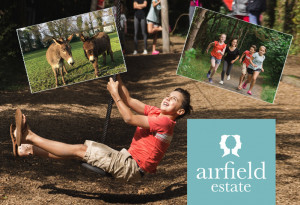 Things to do in ,  - Win family pass to Airfield Estate - YourDaysOut