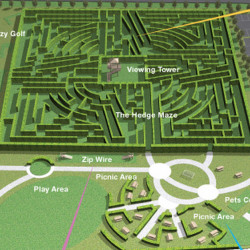 Things to do in County Kildare, Ireland - Kildare Maze Activity Park - YourDaysOut