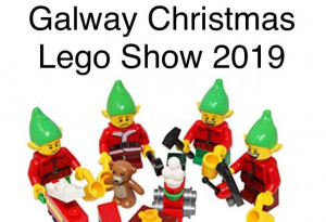 Things to do in County Galway, Ireland - Galway Lego Christmas Show - YourDaysOut