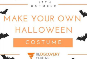 Things to do in County Dublin, Ireland - Halloween Costume Workshop - YourDaysOut
