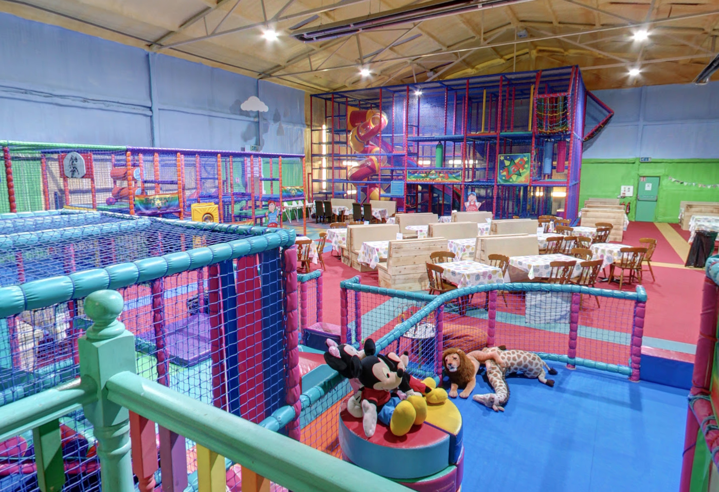 Things to do in County Meath, Ireland - The Ark Play Centre at Puddenhill - YourDaysOut