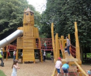 Things to do in County Dublin, Ireland - Merrion Square Playground - YourDaysOut