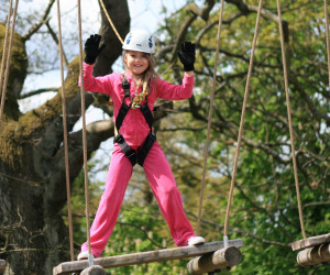 Things to do in England Prescot, United Kingdom - Aerial Extreme, Merseyside - YourDaysOut