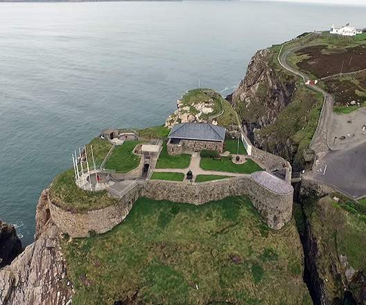 Things to do in County Donegal, Ireland - Fort Dunree - YourDaysOut