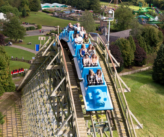 Things to do in England Ripon, United Kingdom - Lightwater Valley - YourDaysOut