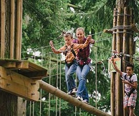 Things to do in England Bolton, United Kingdom - Go Ape! - Rivington - YourDaysOut