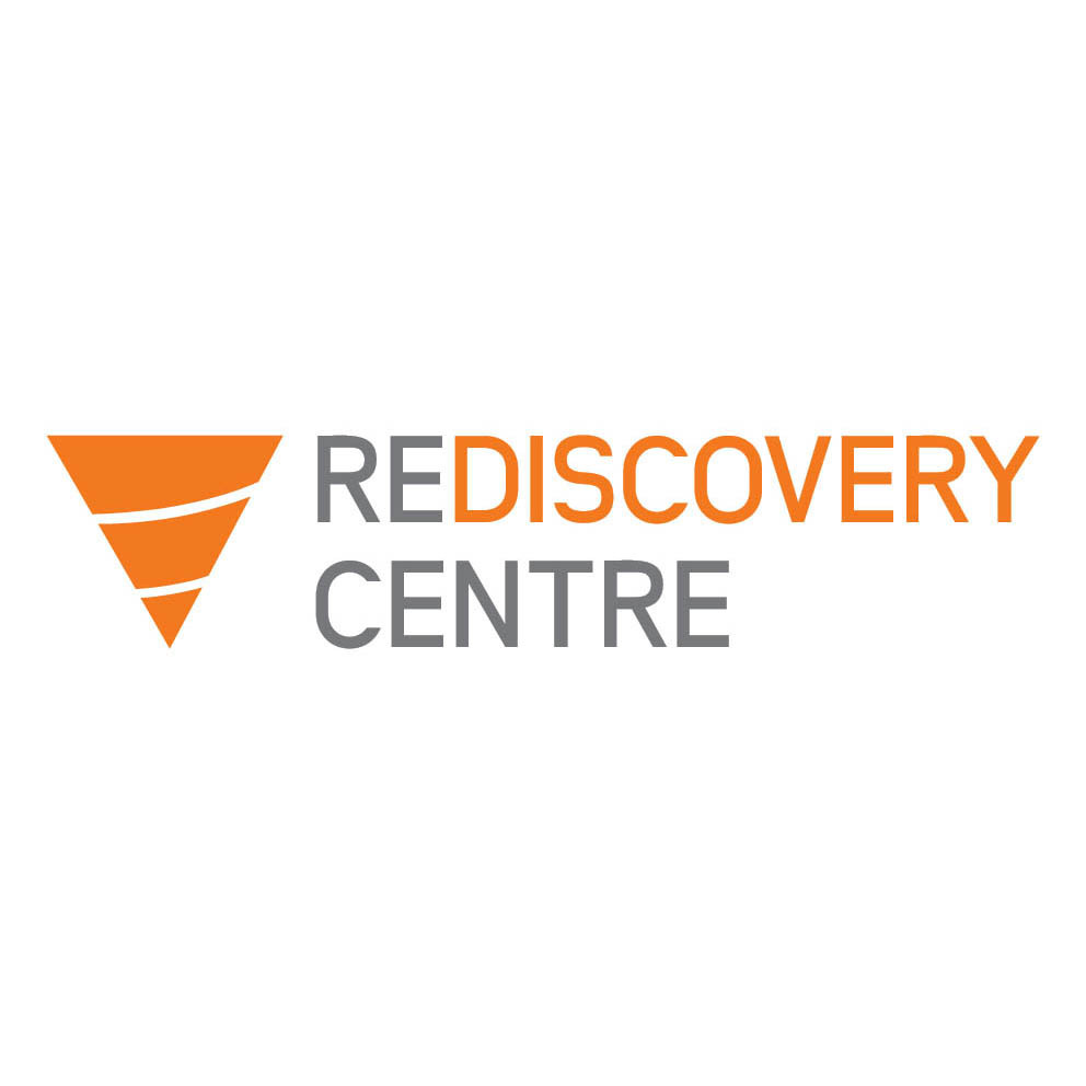 The Rediscovery Centre logo