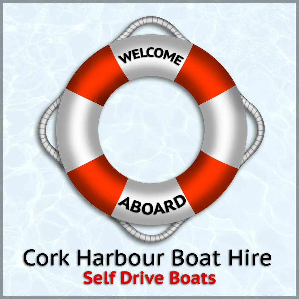 Cork Harbour Boat Hire logo