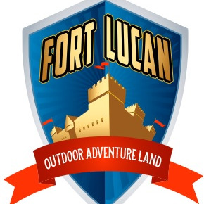 Fort Lucan Adventureland logo