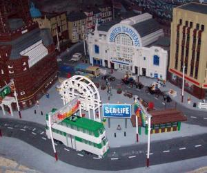 Things to do in England Manchester, United Kingdom - Legoland Discovery Centre, Manchester - YourDaysOut